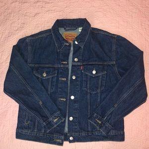 Levi Ex-Boyfriend Trucker Jacket